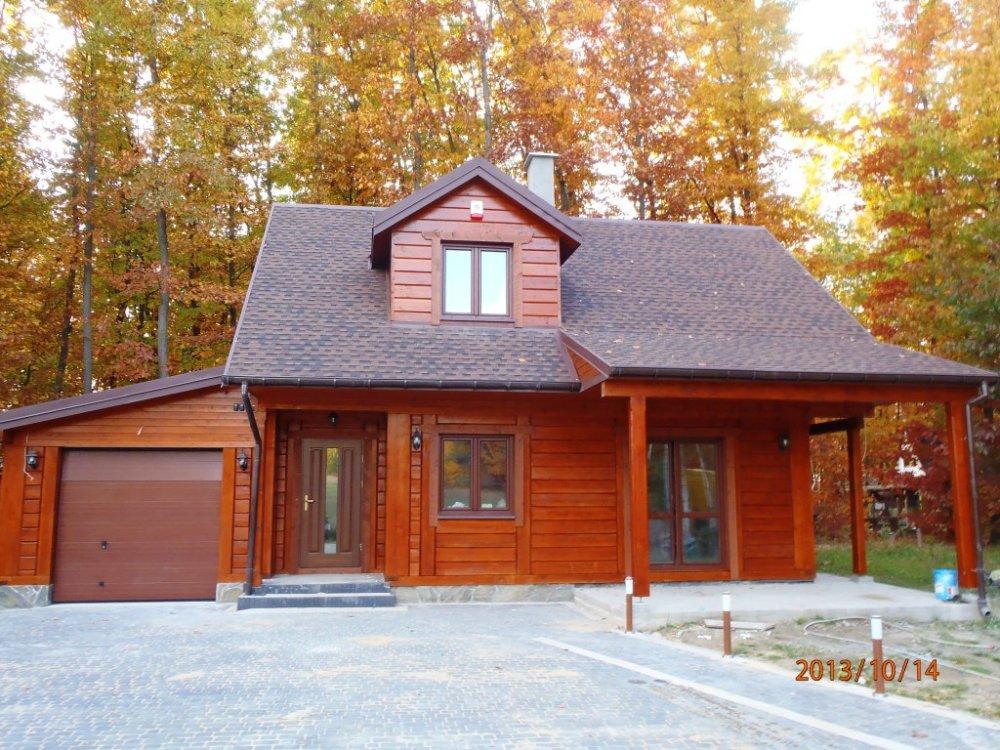 Kupić Energooszczędne Domy z Drewna
