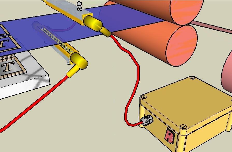 Kupić Neutralizator ładunków elektrostatycznych, dejonizator