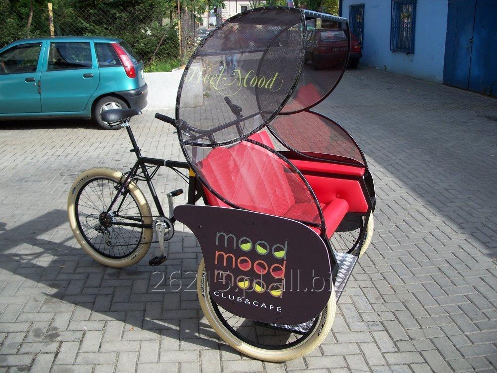 Kupić Riksza TYP K / Rickshaw TYPe K