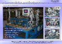 Kupić Automatyzacja procesu dla branży chemicznej (produkcja środków chemii gospodarczej) i gumowej (produkcja uszczelek i profili gumowych)