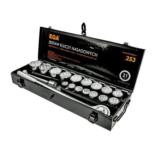 Kupić Zestaw kluczy nasadowych 21cz. 3/4' 19-50mm
