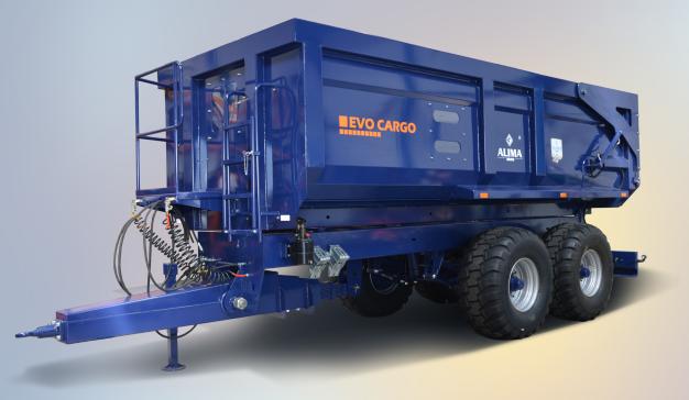 Kupić Solidna przyczepa rolnicza Evo Cargo