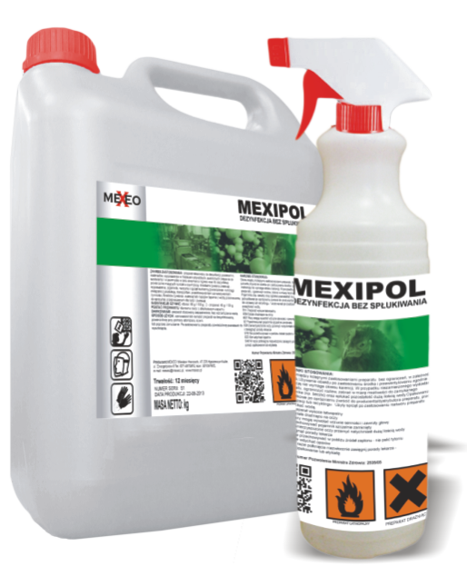 Kupić Preparat na bazie etanolu do czyszczenia powierzchni mających kontakt z żywnością