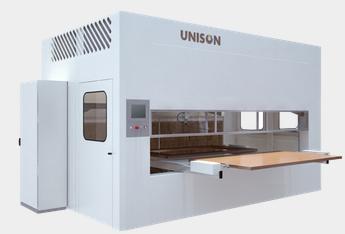 Kupić Automat lakierniczy do wykańczania elementów płaskich i przestrzennych o wysokości do 300 mm