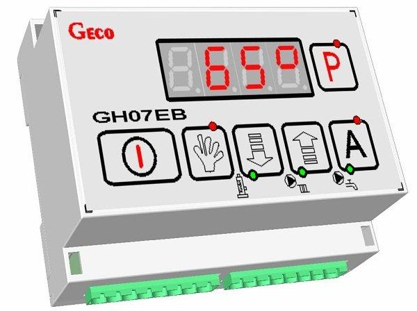Kupić Sterownik do kotłów elektrodowych GH07EB