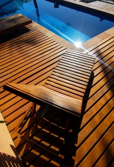 Kupić Deska tarasowa z drewna egzotycznego