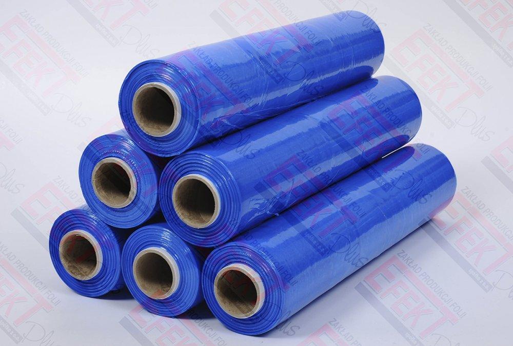 Kupić Folia Stretch Niebieska