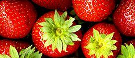 Kupić Owoce truskawek deserowych