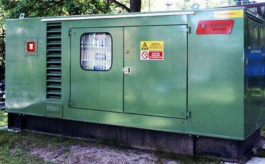 Kupić Zespoły prądotwórcze, agregaty prądotwórcze