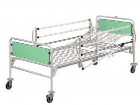 Kórházi ágyon híres élő modell LP-01.3