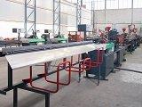 Kupić Linia kompletna niemieckiej firmy Ide do produkcji paneli i paneli powlekanych folią PVC.