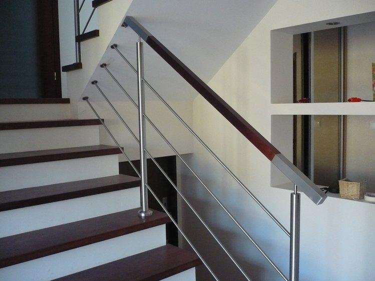 Lépcső korlátok ( lépcsőélvédő bekeritések ) buy in Gdynia on Magyar