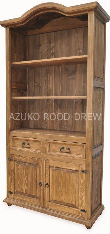 Kupić Regał drewniany sosnowy REG 06