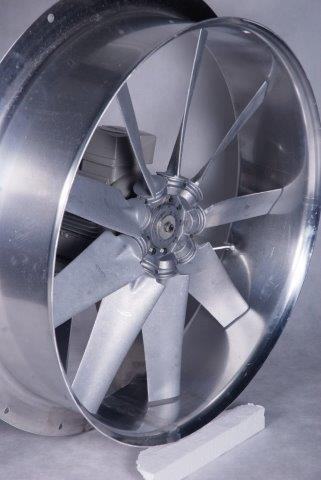 Купить Вентилятор 600мм, 1,1, кВт к сушилке досок