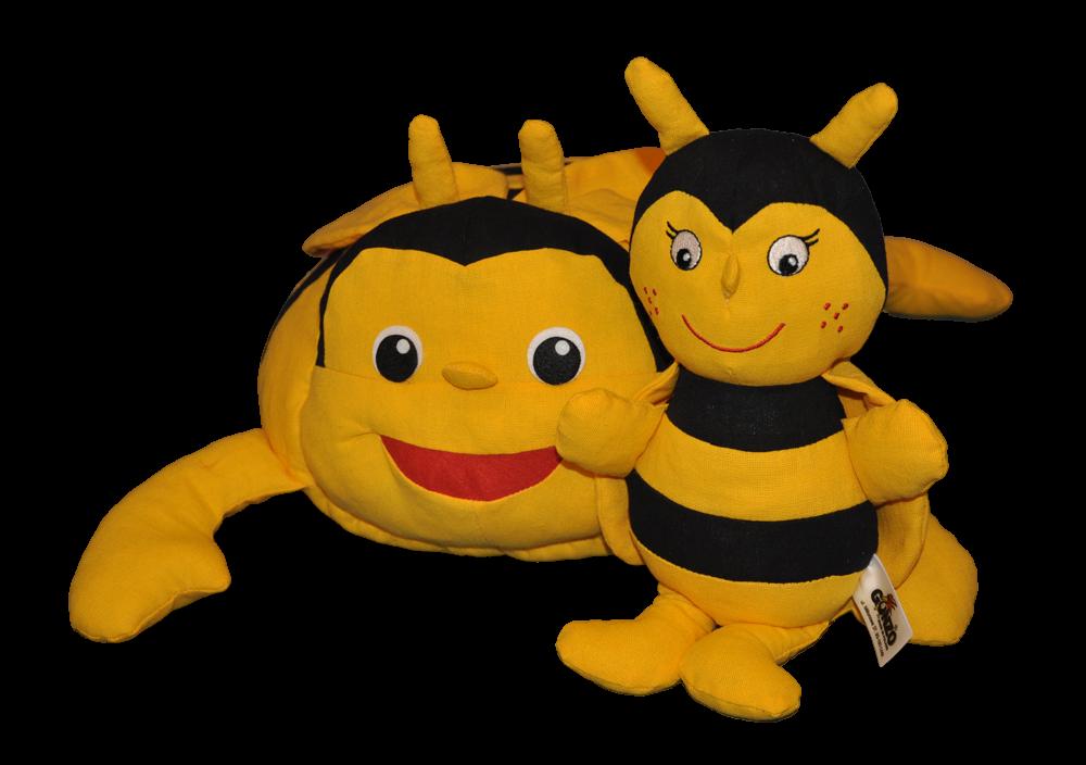 Kupić Zestaw poduszka i maskotka Pszczoła Ola