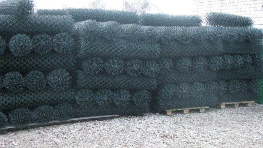 Siatki ogrodzeniowe ocynkowane i powlekane od producenta Big-Stal  http://bigstal.all.biz/