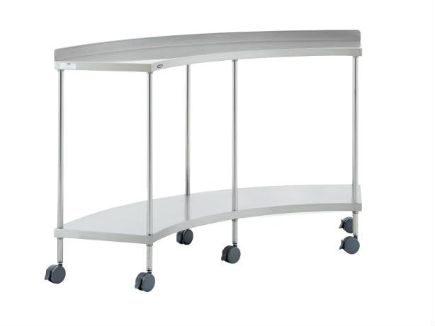 Table Medical - oval Üzümcü 40200