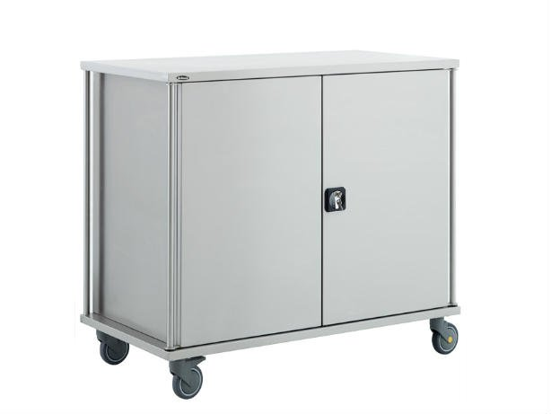 Sterylna szafka/Wózek do ubrań Uzumcu 40655