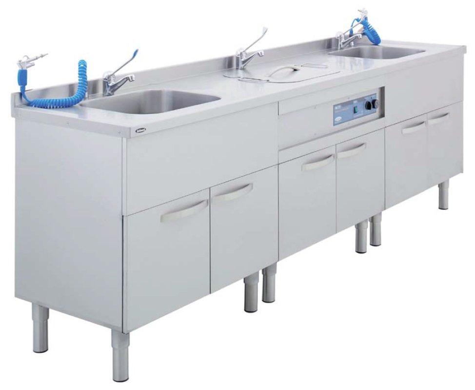 Ultradźwiękowy unit myjący Uzumcu PM-55