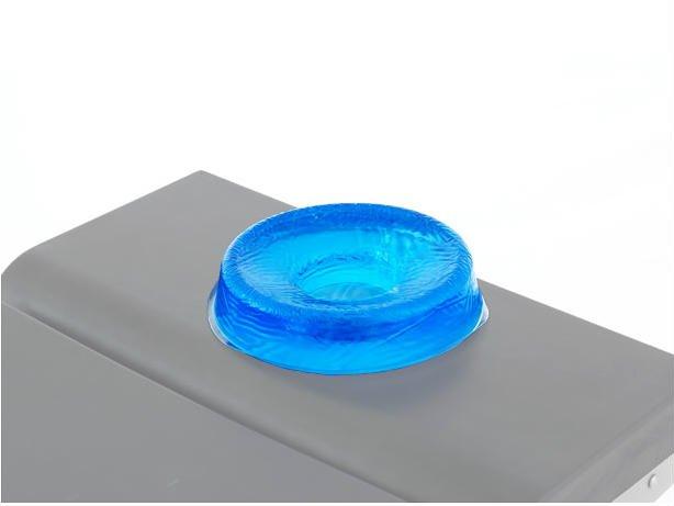 Podgłówek żelowy pediatryczny (okrągły) Uzumcu OM-432