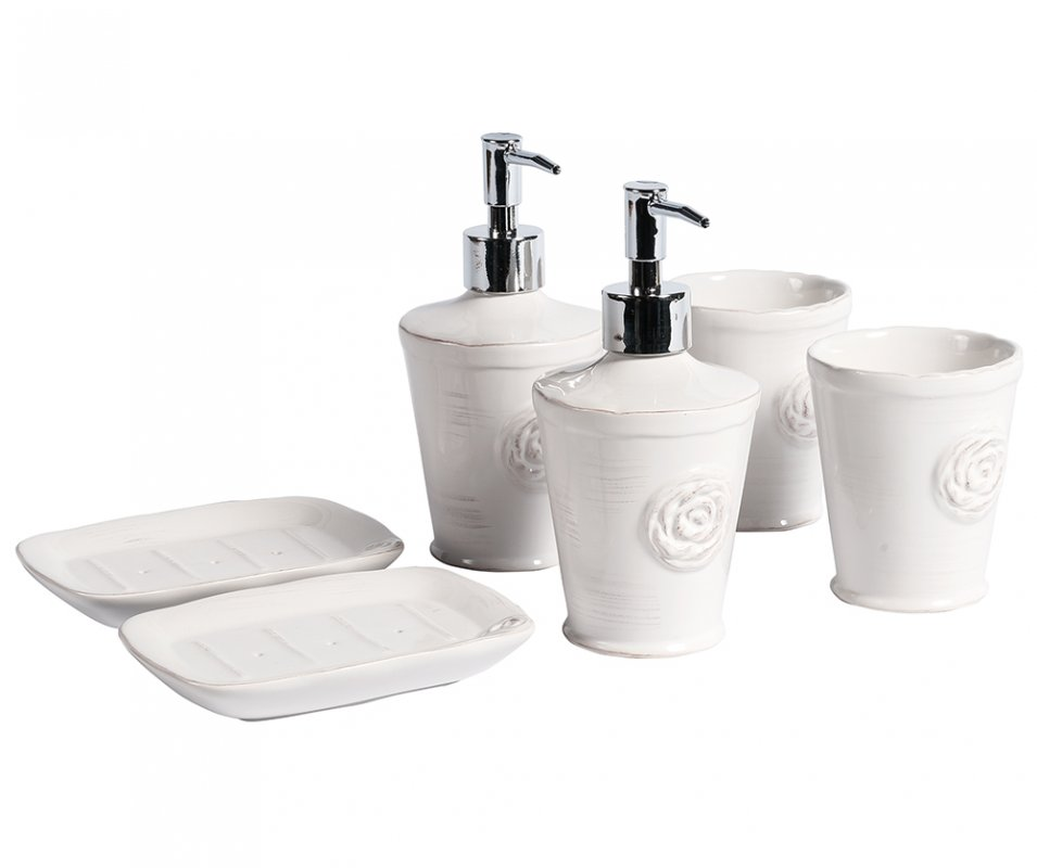 Kupić Sorrento zestaw łazienkowy