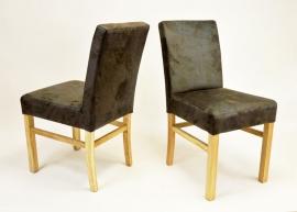 Kupić Krzesło Zofia - Krzesło tapicerowane do salonu, restauracji, kuchni, biura
