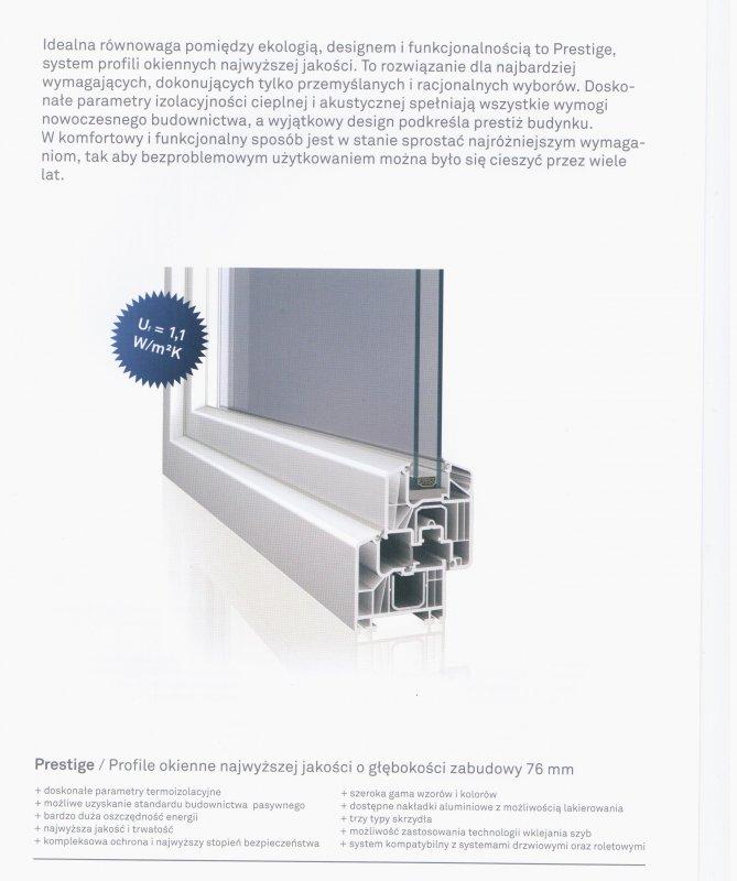 Kupić Okna INOUTIC Prestige ( Deceuninck )