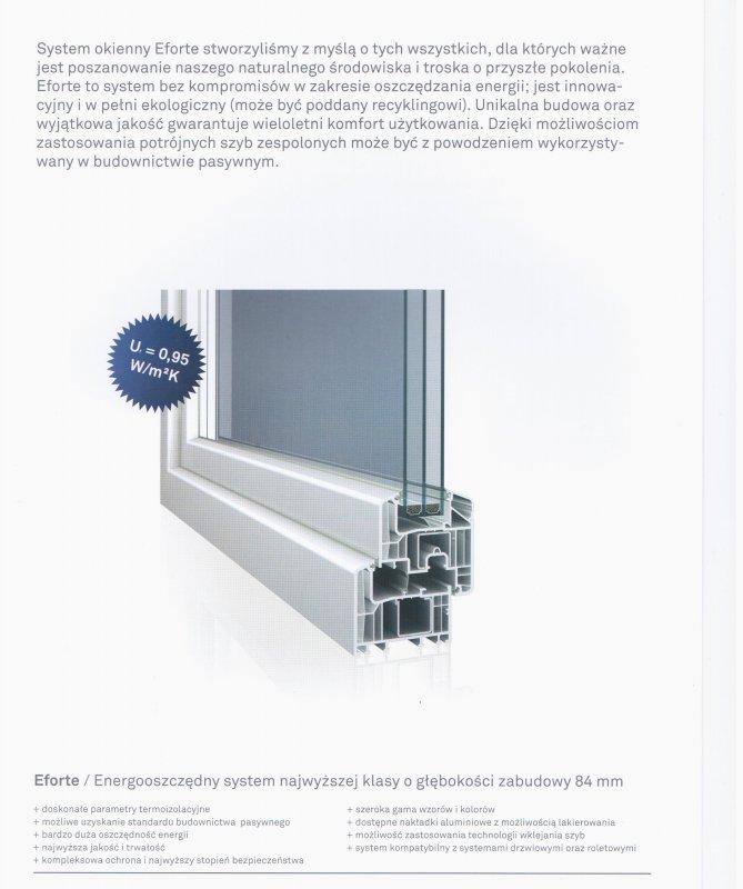 Kupić Okna INOUTIC Eforte ( Deceuninck )