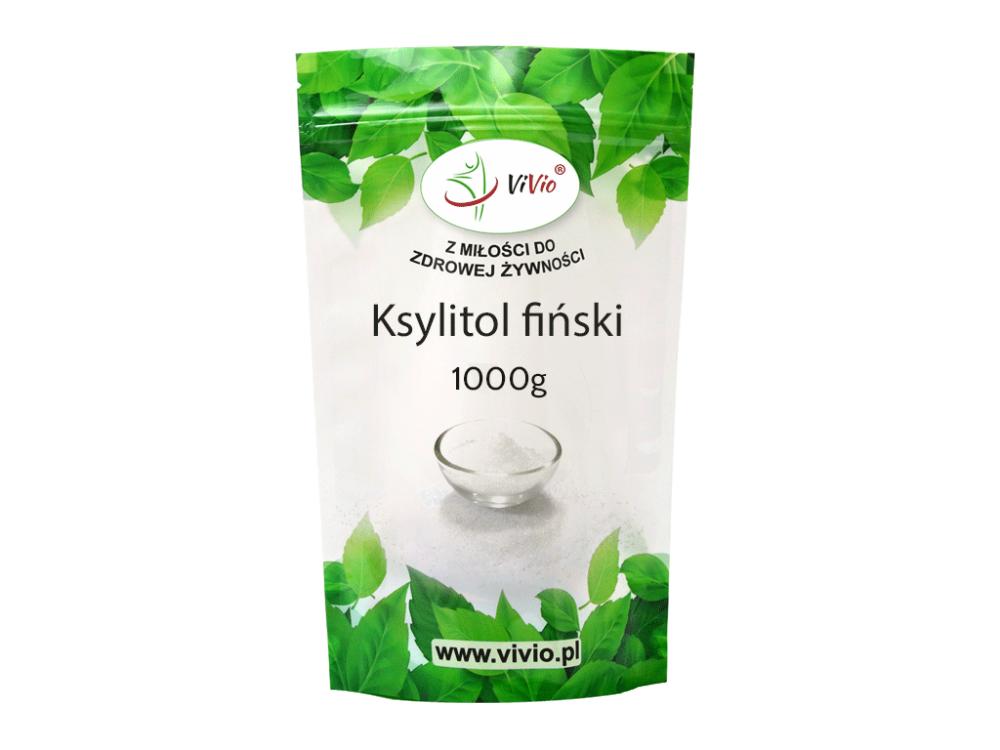 Ksylitol fiński