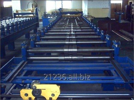 Kupić Linia do produkcji blachy trapezowanej T35