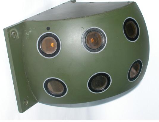 """Kupić System ostrzegania o oświetleniu promieniowaniem laserowym """"LWR-H """""""
