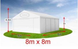 Kupić Namiot Professional 8x8x3 m