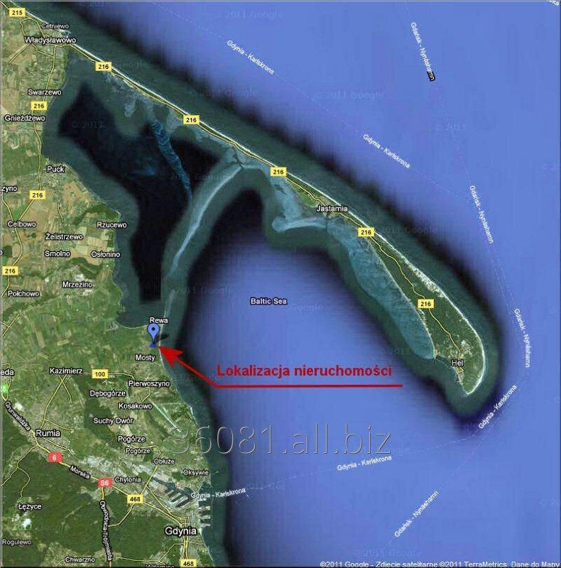 Kupić REWA - grunty budowlane nad morzem - 20 000m2