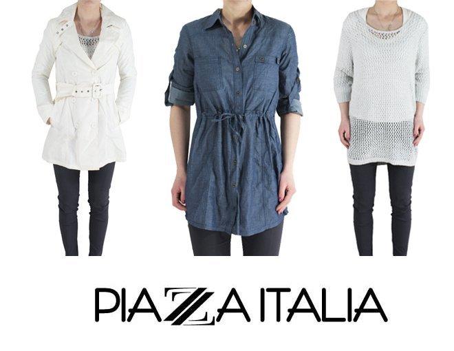 Kupić Plaza Italia odzież damska kolekcja wiosna/lato 2014