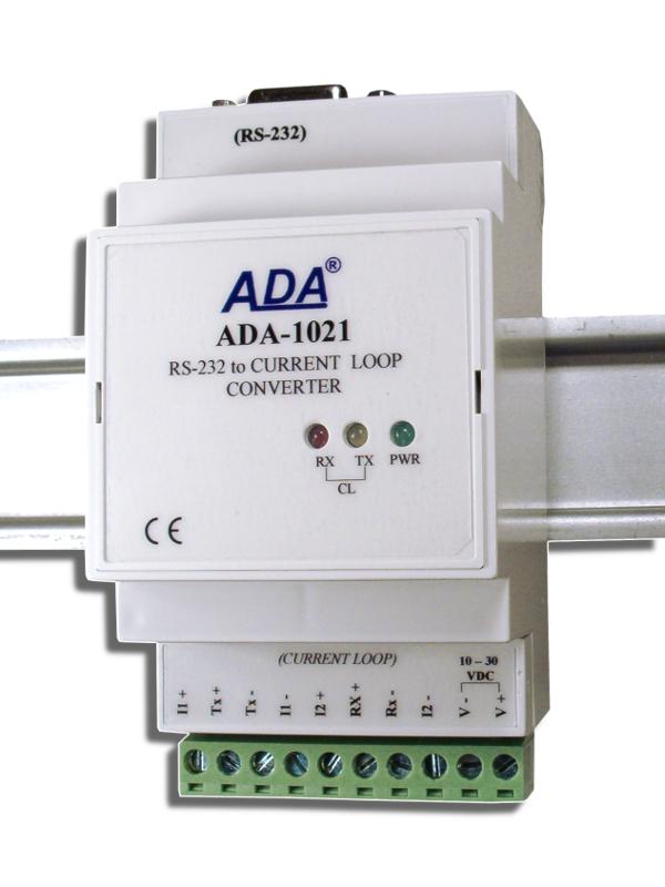 Kupić ADA-1021 - Konwerter RS-232 na Pętla Prądowa