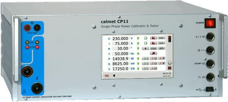 Kupić CP11 Jednofazowy kalibrator mocy i tester aparatury energetycznej