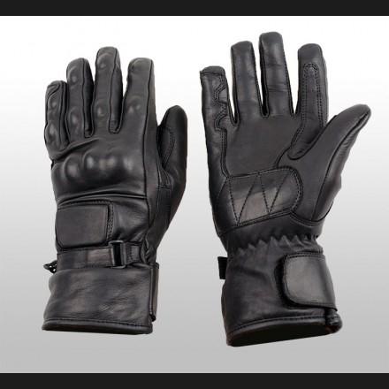 Kupić Rękawice skórzane motocyklowe R003