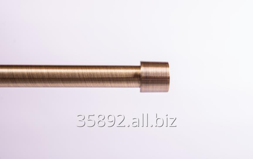 Kupić Zaślepka końcówki 19 mm do karniszy metalowych