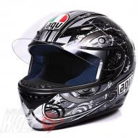 Kupić Kask motocyklowy AGV K-3 ASYMMETRY czarno-srebrny