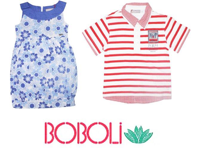 Kupić BOBOLI odzież dziecięca kolekcja wiosna/lato 2014