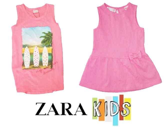 Kupić Zara KIDS odzież dziecięca kolekcja wiosna/lato 2014