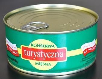 Kupić TURYSTYCZNA - konserwa 300g /ekonomy/