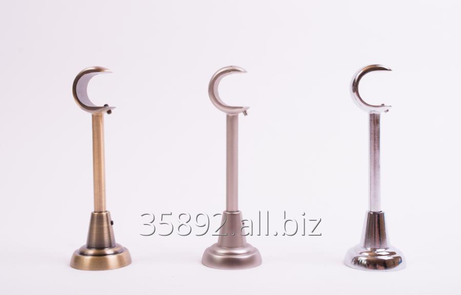 Kupić Wsporniki klasyczne pojedyncze 25 mm do karniszy metalowych