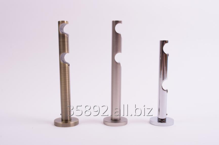 Kupić Wsporniki proste podwójne 16 mm do karniszy metalowych