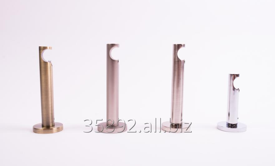 Kupić Wsporniki proste pojedyncze 16 mm do karniszy metalowych