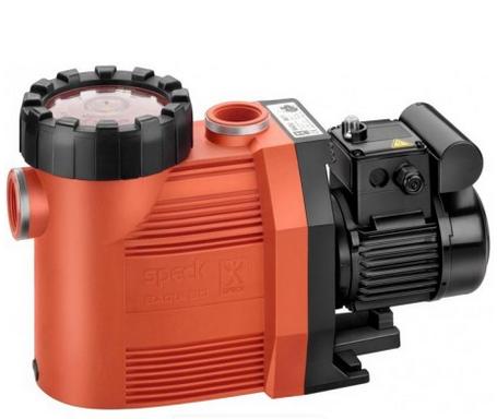 Kupić Pompa filtracyjna do basenów prywatnych Badu SpeckPumpem
