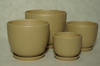 Kupić Donice ceramiczne w klasycznym kształcie