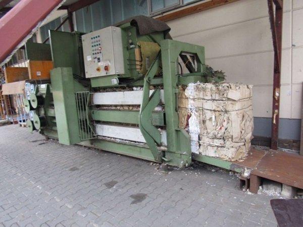 Kupić Belownica Prasa Zgniatarka ABT Typ 4000