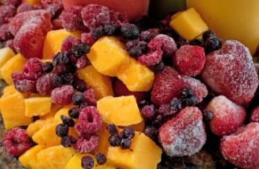 Kupić Mrożone owoce