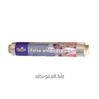 Kupić Folia aluminiowa dla gastronomii, do pieczenia i owijania potraw